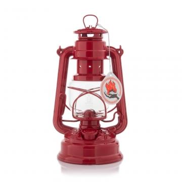 Feuerhand myrskylyhty, punainen
