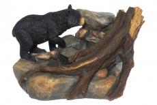 Suihkukaivo Karhu kannolla