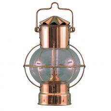 Globe Lamp, kupari