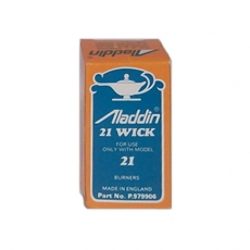 Aladdin sydän nr. 21