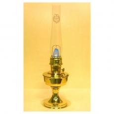 Aladdin jalallinen pöytälamppu, messinki