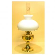 Aladdin jalallinen pöytälammpu, sähköistetty