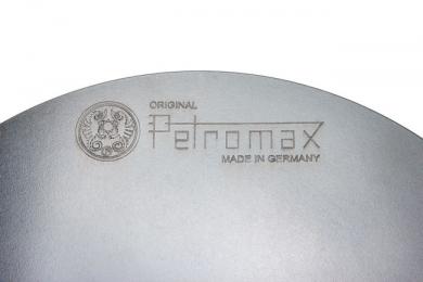 Petromax muurinpohjapannu FS56, yksityiskohta