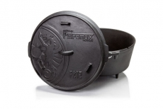 Petromax valurautapata ft12 jaloilla (14 L)