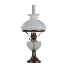 Kosmos pöytälamppu 10 opaalilasikuvulla