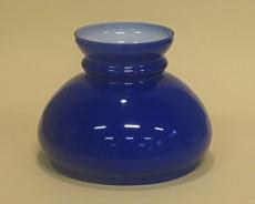 Vesta opaalilasikupu 180 mm, sininen