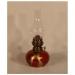 Öljylamppu Taikayö 14, punainen marmori
